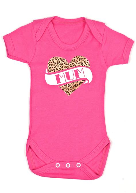 Clodi Babygrow Pink Zebra cool baby clothes for clothes