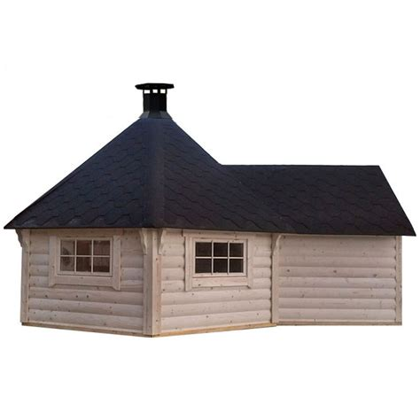 casetta legno da giardino casetta in legno eris da giardino 5 4 x 4 4 x h 3 3 m con