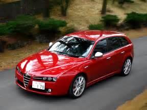 Alfa Romeo 159 Ti Alfa Romeo 159 Sportwagon Ti Jp Spec Wallpapers Cool