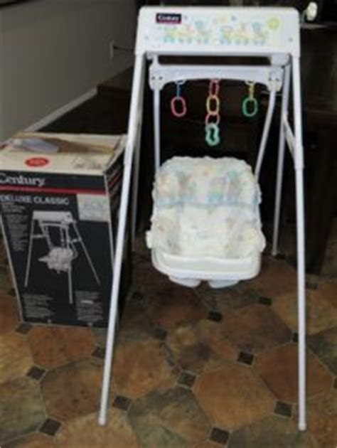 swing o matic graco swing seat carrier from a graco swing o matic swing