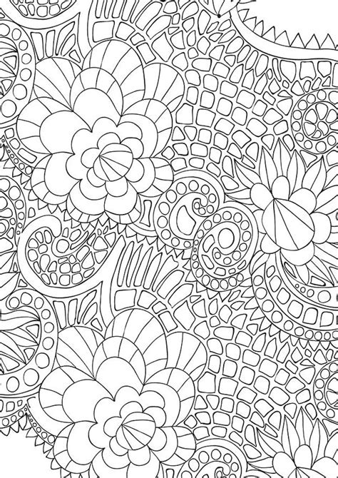 incredible difficult adult coloring pages with intricate