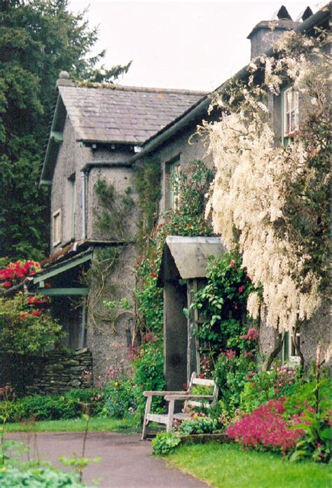 the clever pup beatrix potter s cottage