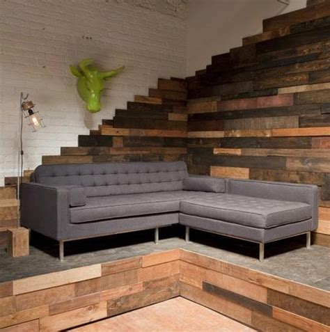 gus spencer sofa 25 best ideas about pallet sectional on pinterest