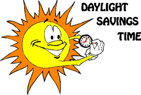 Early Daylight Savings Changes by Embed Email Print