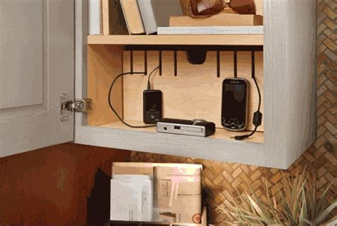 how to keep cabinet doors closed behold the power of this really smart little charging