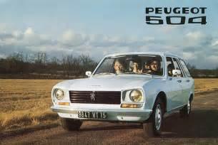 Peugeot 504 Estate Peugeot 504 Family Estate Flickr Photo