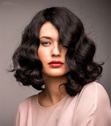 Waves Hairstyle by 25 Best Ideas About Finger Waves On Finger