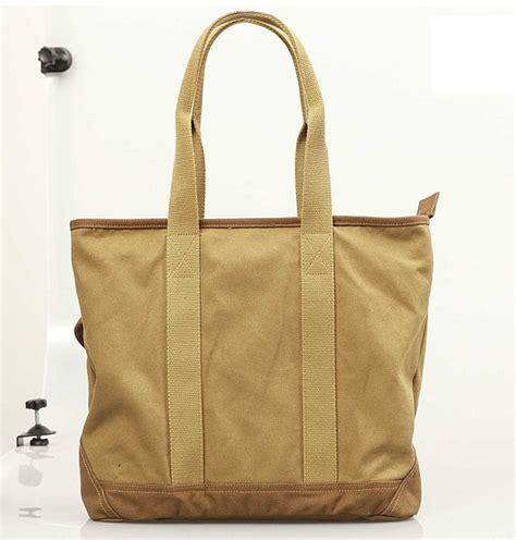 canvas zipper bags canvas zipper bag canvas shoulder bag bagsearth