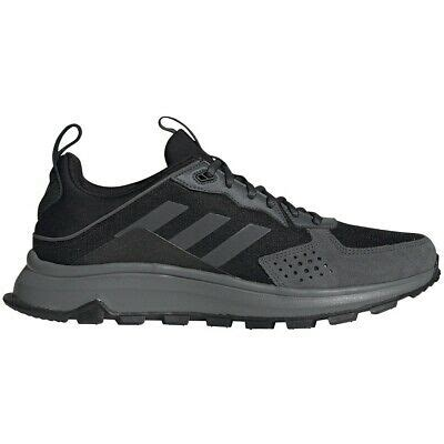 mens adidas response trail wide black athletic running