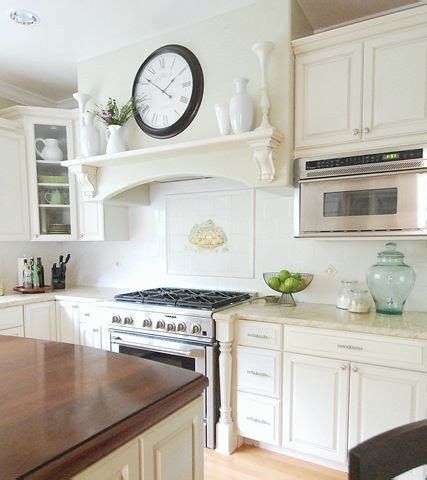 kitchen mantel ideas kitchen mantel home pinterest