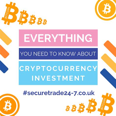 what is cryptocurrency everything you need to everything you need to about cryptocurrency investment