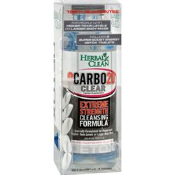 Does Herbal Clean Detox Work For Thc by Buy Herbal Clean Qcarbo Plus With Booster Cranberry