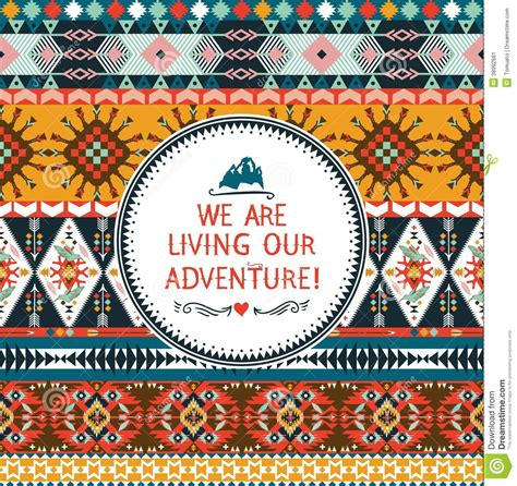 tribal pattern quotes seamless quotes quotesgram