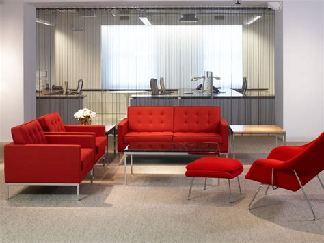 two seat leather sofa contemporary sofa fabric leather by florence knoll