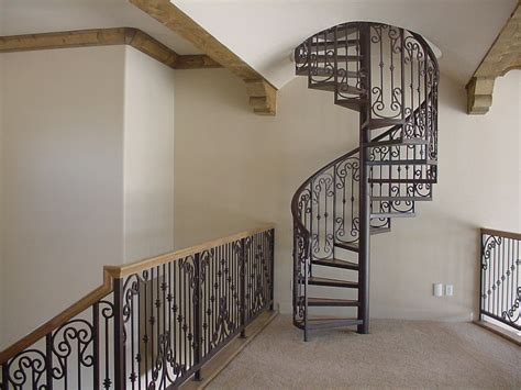 spiral staircase el paso custom iron works spiral staircases