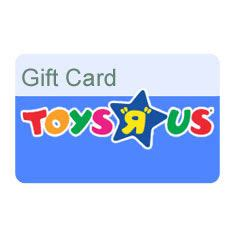 Toys R Us Gift Card Online - toys r us gift card