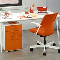 17 best ideas about orange office on interior