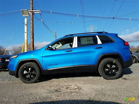 hydro blue jeep 2017 hydro blue pearl jeep altitude 4x4