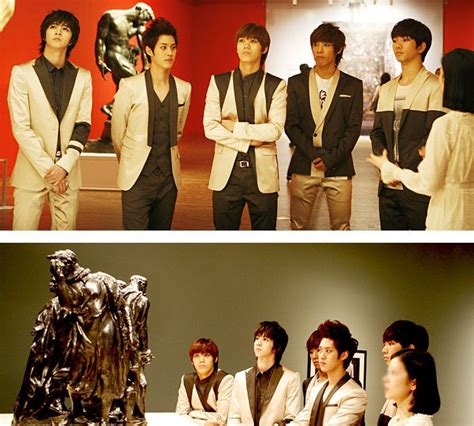 pictures mblaq at the museum ekorea everything korea