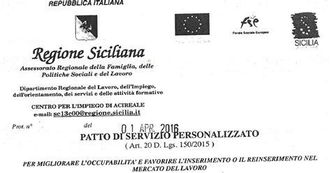 ufficio sta regione sicilia lo sportello servizio di patronato on line regione