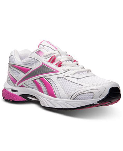 macys athletic shoes reebok s pheehan run sneakers from finish line
