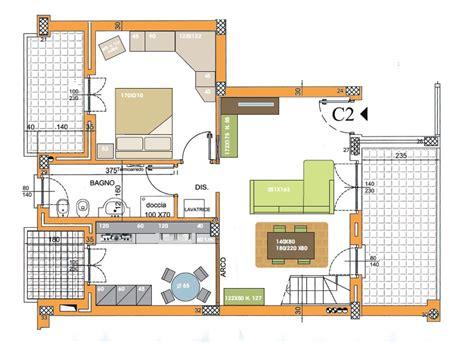 pianta appartamenti autocad pianta completa appartamento paolo