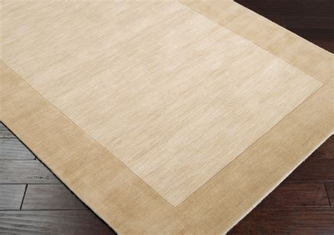 Rug With Border by Mystique Border Rug In Beige By Surya Rosenberryrooms