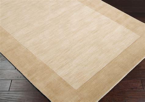 bordered rugs mystique border rug in beige by surya rosenberryrooms