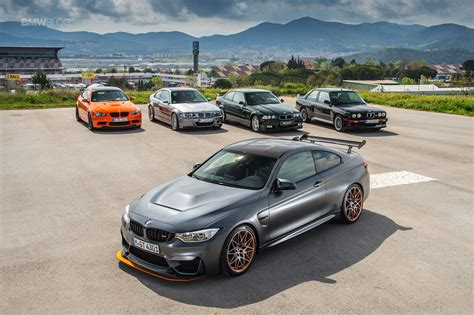 the history of bmw m3 special editions