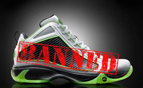 basketball shoes banned from nba concept 1 shoes from athletic propulsion labs banned by
