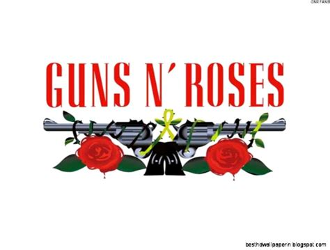 Guns N Roses Logo 4 logo of guns n roses best hd wallpapers