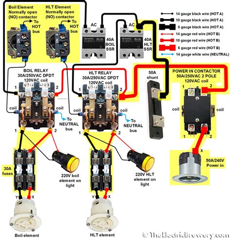 change contactor wiring diagram wiring diagram manual
