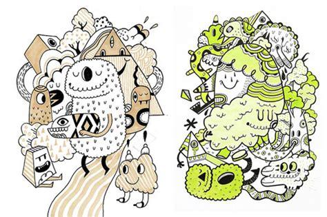 25 Creative Exles Of Doodle Cariblogger