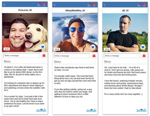 Dating Site Templates by Dating Profile Exles For Tips And Templates