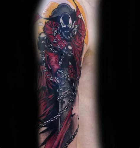 40 spawn designs for antihero ink ideas