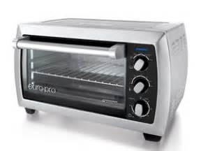 Euro Pro Toaster Oven Reviews Euro Pro Convection Countertop Toaster Oven To176 Review