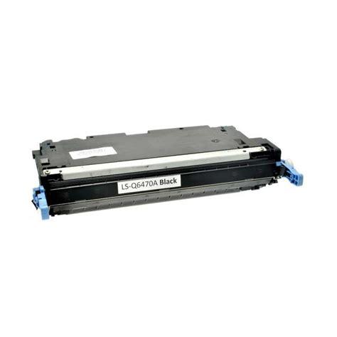 Toner Q6470a toner compatibile hp 3600 q6470a black
