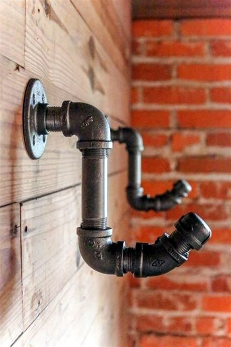 What Are Plumbing Pipes Made Of by 40 Mechanical Plumbing Pipe Furniture Ideas