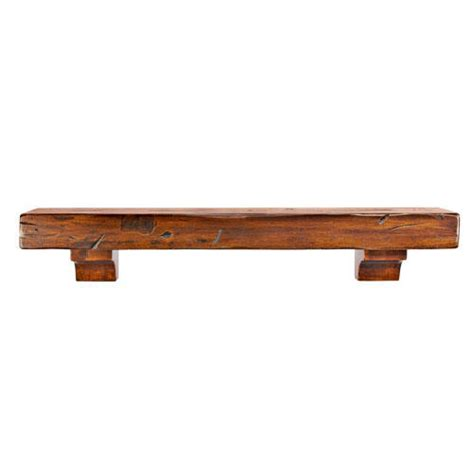 Wood Mantel Shelf by Shenandoah Fireplace Mantel Shelf Home Accents