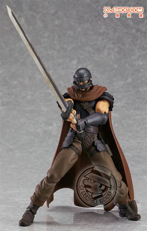 Figma Guts Band Of The Hawk Ver Gsc max factory figma 187 berserk guts band of the hawk ver