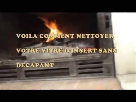nettoyer une vitre d insert 1734 comment nettoyer une vitre d insert clean your wood