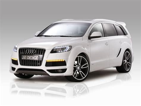 Auto Tieferlegen Eintragen Kosten by Audi Q7 S Line Von Je Design Getunt Magazin Von Auto De