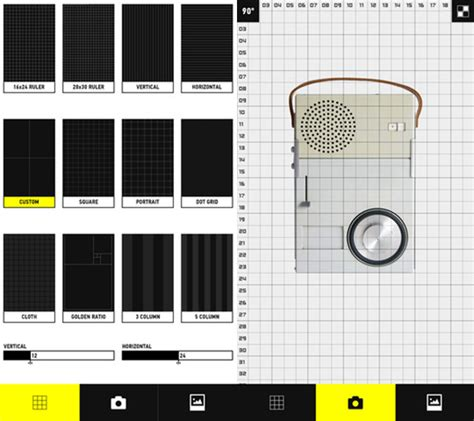 iphone layout grid grid design layouts on your iphone new startups
