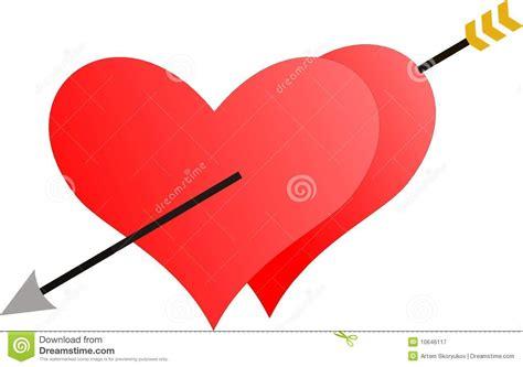 imagenes de corazones con flechas fotos de corazones con flechas imagui