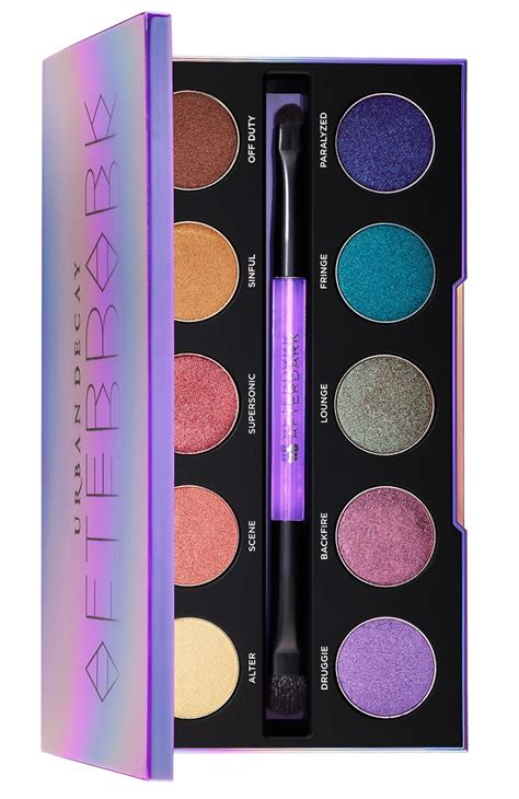 Decay Eyeshadow Palette decay afterdark eyeshadow palette available now at