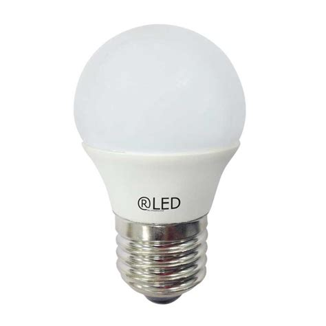 Bulb E27 B45 5 2w 520lm 4000k Cristalrecord Led Lighting 4000k Led Light Bulb