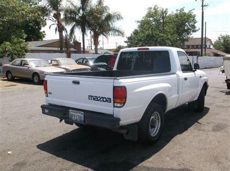 buy car manuals 2000 mazda b series on board diagnostic system buy used 2000 mazda b2500 no reserve in orange california united states