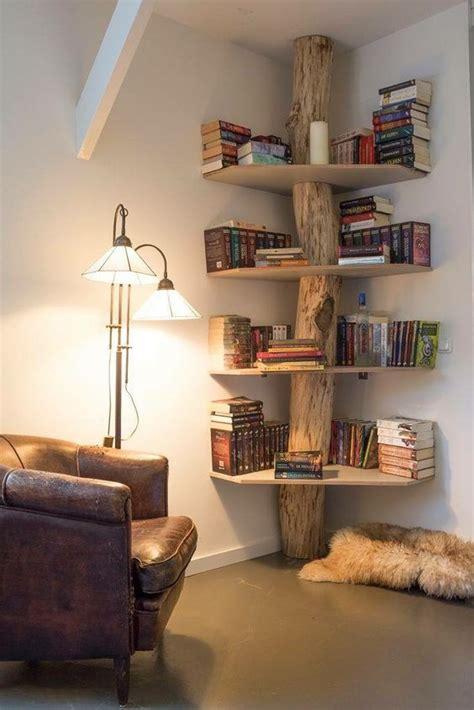 brilliant bookshelf ideas  small room solutions