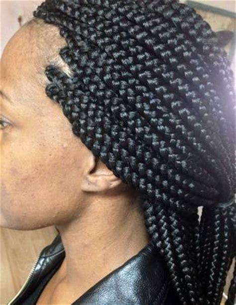 Individuals Medium Braids | stylz by debbie