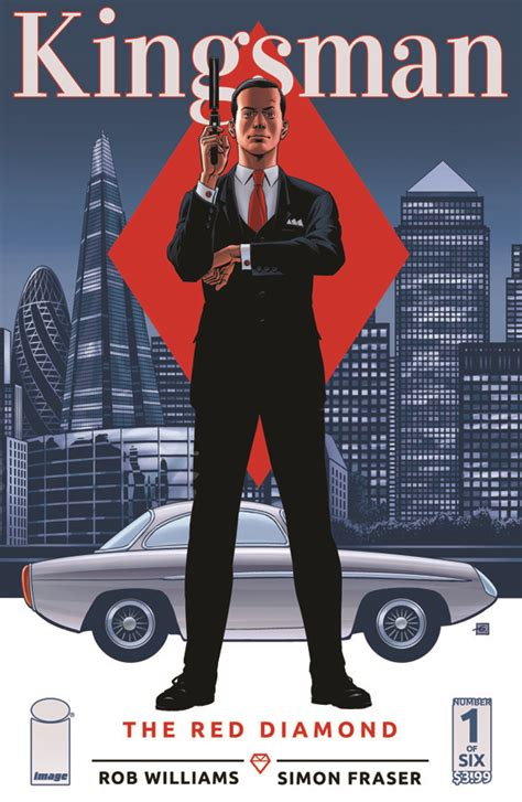 kingsman the red diamond 1 of 6 releases image comics